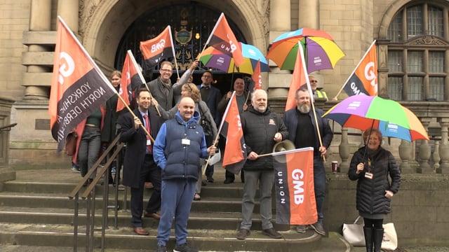 GMB defends trade union convenor posts